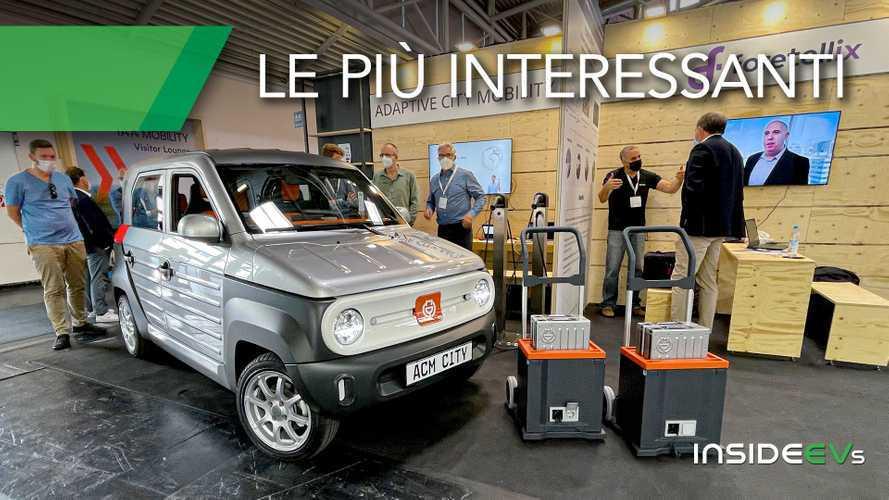 Le auto elettriche più interessanti del Salone di Monaco: il video