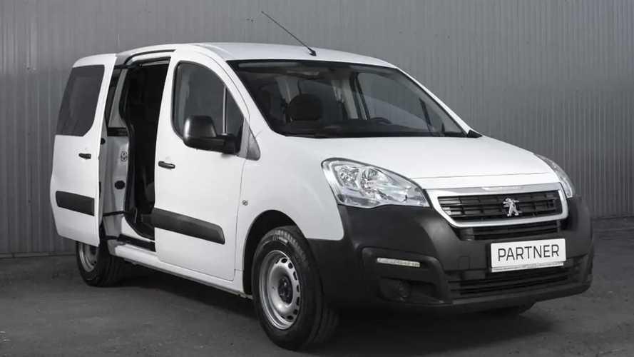 Peugeot Partner Tour