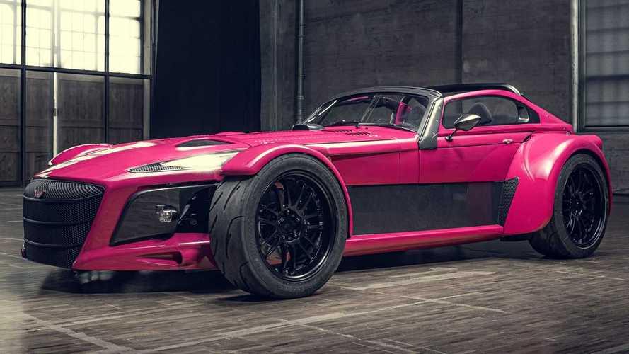 Donkervoort D8 GTO Individual Series: máxima personalización