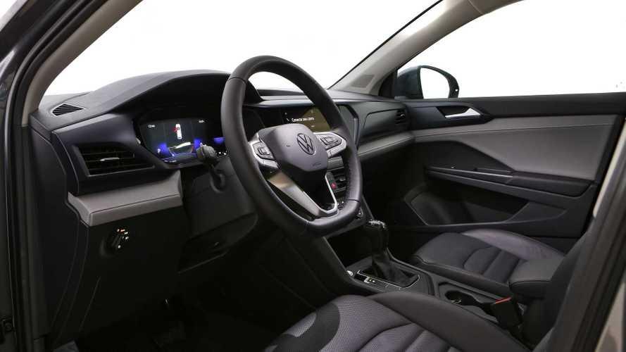 VW Taos Comfortline 2022