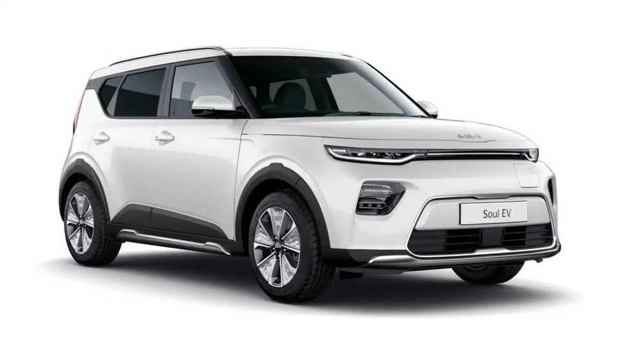 2021 Kia Soul EV Maxx