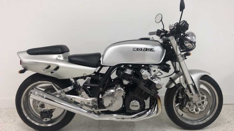 This Rad Custom 1981 Honda CBX Is Looking For A New Home