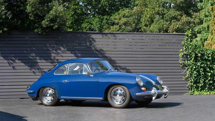 Le Porsche all'asta di RM Sotheby's a Londra