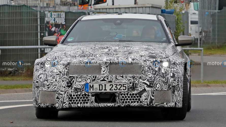 2023 BMW M2 Competition Nürburgring'de turlarken görüntülendi