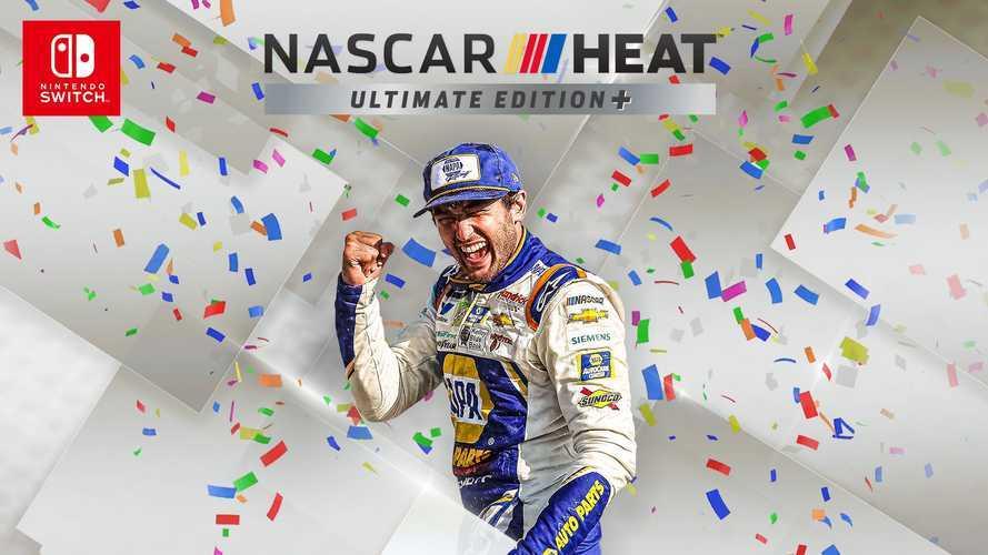 NASCAR Heat Ultimate Edition+ Nintendo Switch'e geldi