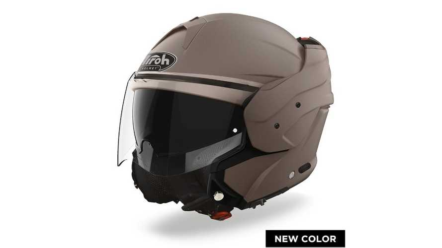 Airoh Has A New Flip-Back Modular Helmet Called The Mathisse
