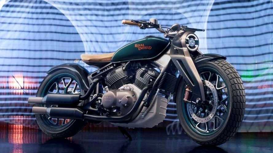 Royal Enfield 650 Cruiser Expected To Break Cover At EICMA 2021