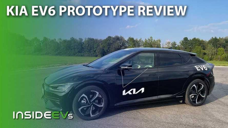 2022 Kia EV6: InsideEVs First Drive And Extensive Tour