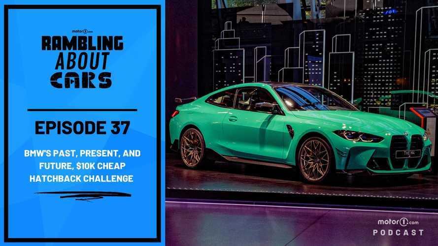 BMW Past Present And Future, $10k Cheap Hatchback Challenge: RAC #37