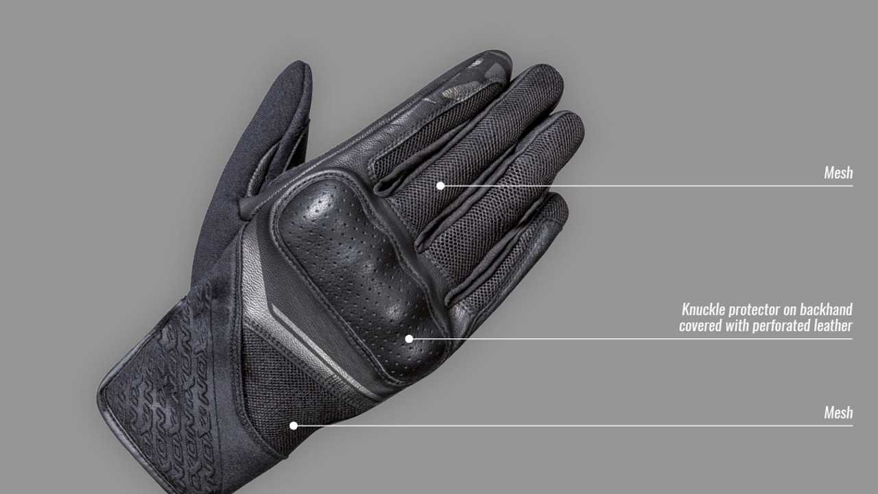 Ixon RS Launch Gloves