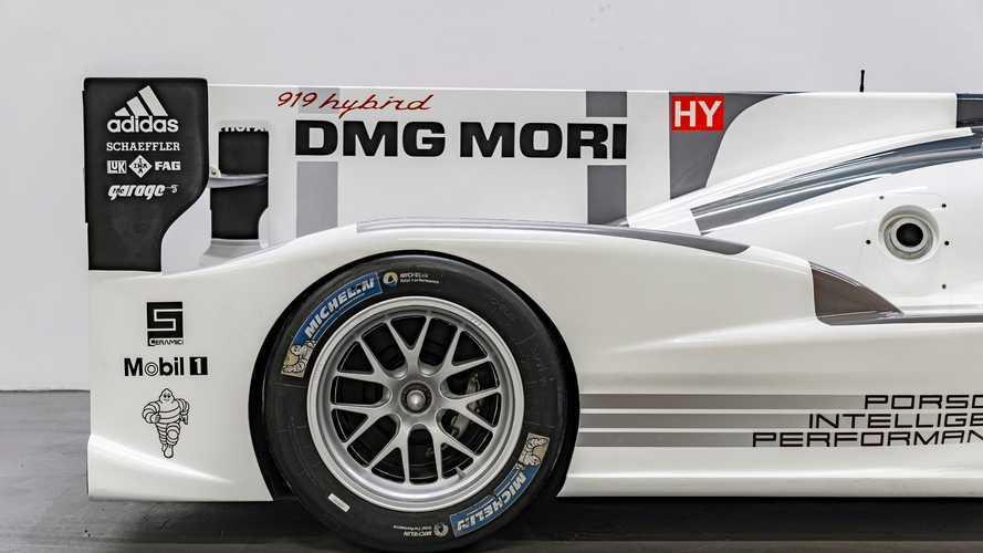 2014 Porsche 919 Hybrid Show Car