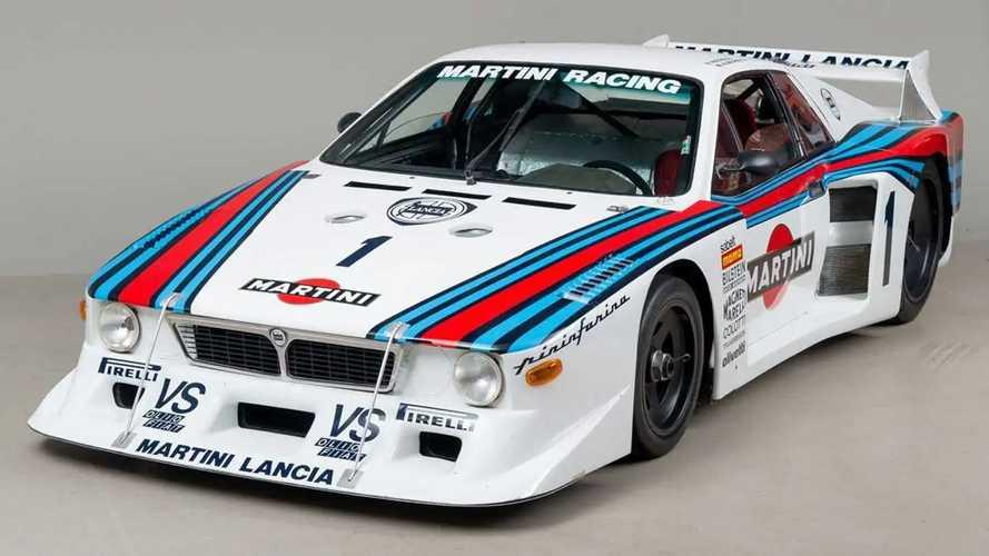 Lancia Beta Montecarlo Turbo, un campeón del mundo en venta