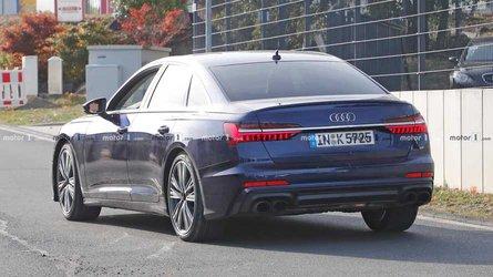 Fotos y vídeo espía del Audi S6 2019... ¡sin camuflaje!