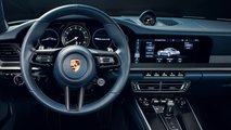 992 Porsche 911 Sürücü Koltuğu