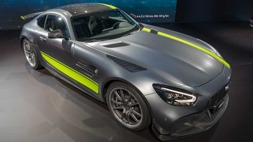 2020 Mercedes-AMG GT Revealed With Tech And Styling Updates [UPDATE]