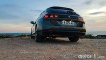 Primera prueba Peugeot 508 SW GT 2019