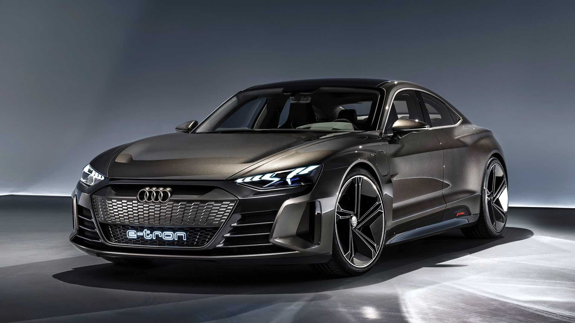 Audi E-Tron GT Production Model To Debut At 2020 L.A. Show ...