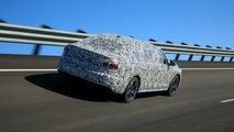 2020 Volkswagen Passat prototípus: Első meghajtó
