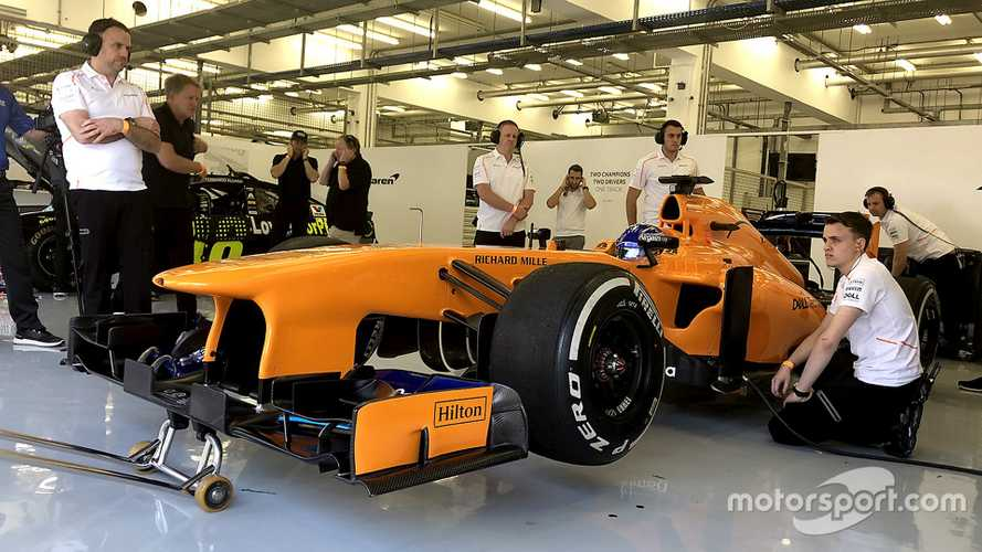McLaren reveals 2019 F1 car launch date