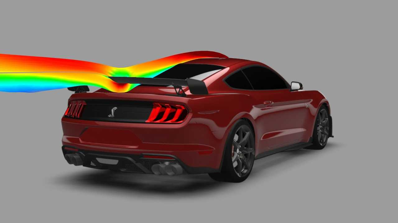 2020 mustang shelby gt500 officially tops out at 180 mph. Black Bedroom Furniture Sets. Home Design Ideas