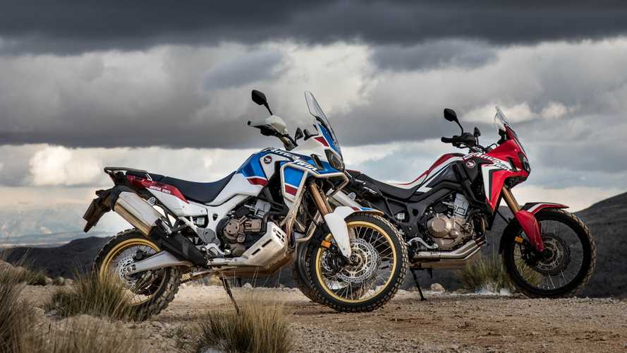More Details About The Rumored 2020 Africa Twin 1100