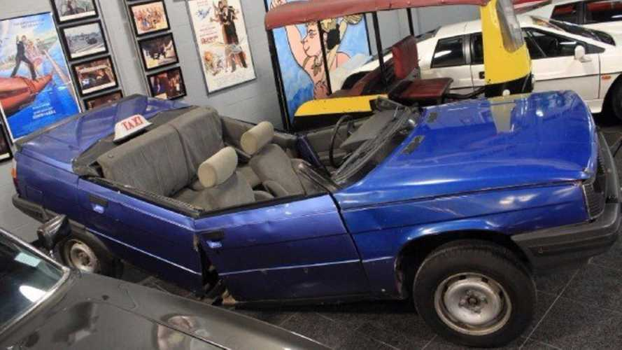 Both Halves Of James Bond's 1984 Renault 11 TXE For Sale!