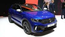 VW T-Roc R 2019 Cenevre Otomobil Fuarı