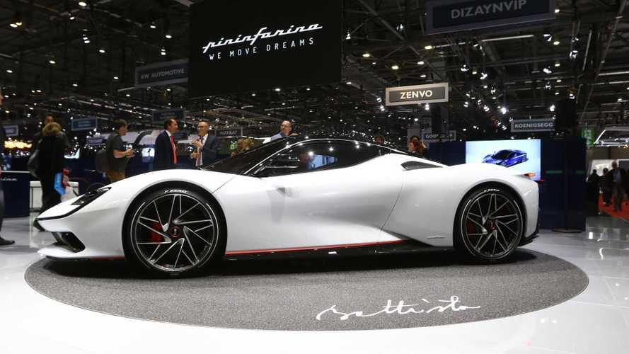 Le 10 auto più potenti al Salone di Ginevra 2019