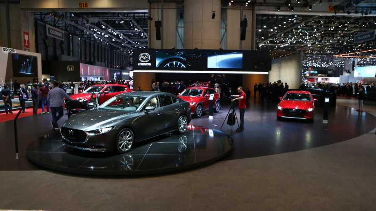 Mazda en el Salón de Ginebra 2019