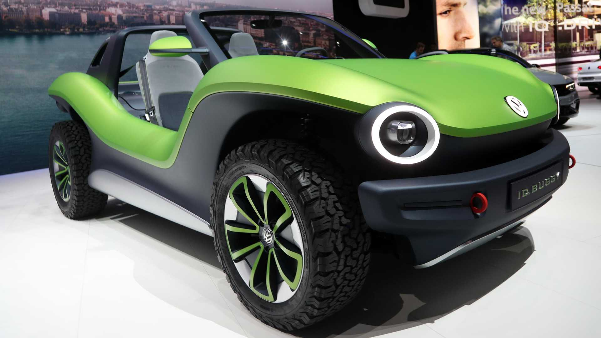 VW ID Buggy And ID Ruggdzz Won't Make It To Production