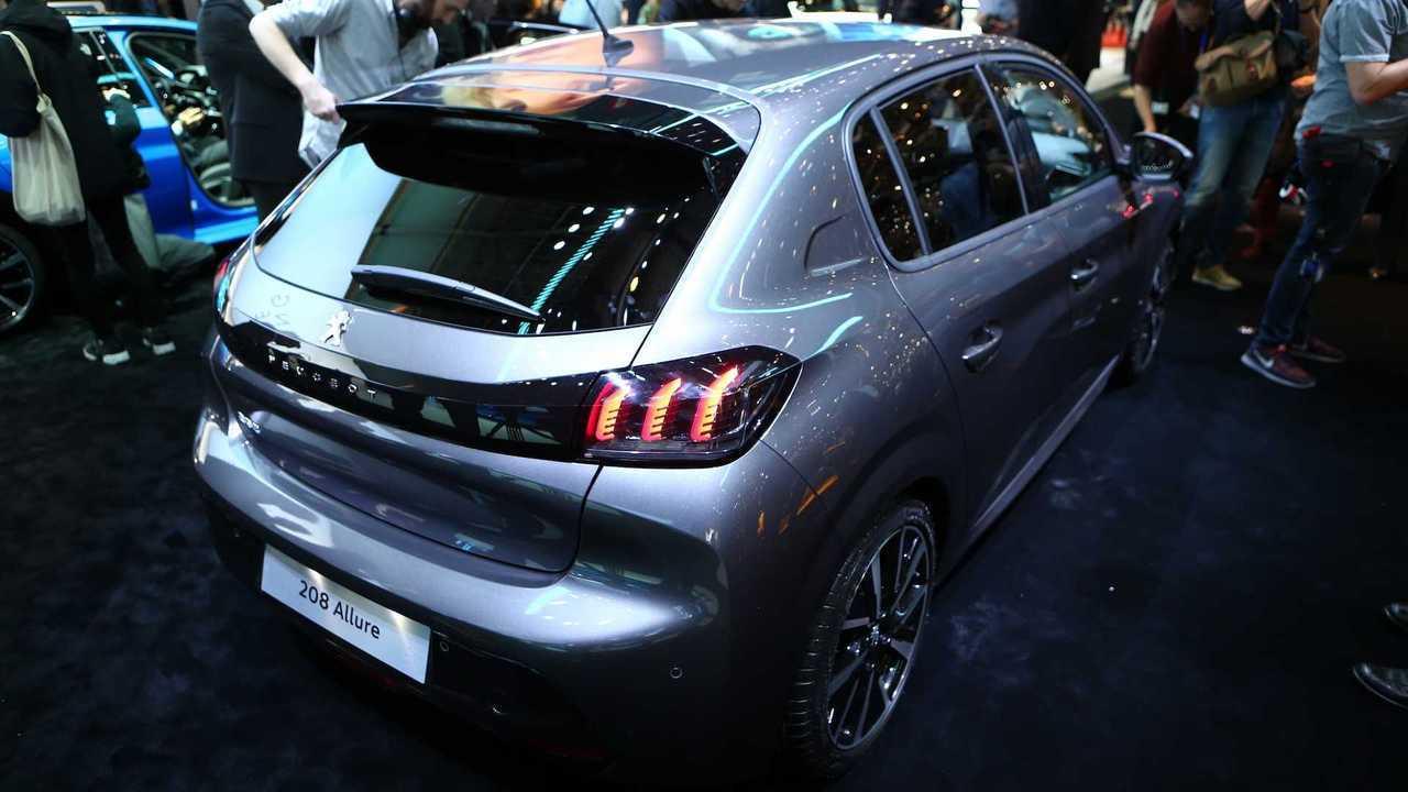 Novo Peugeot 208 no Salão de Genebra
