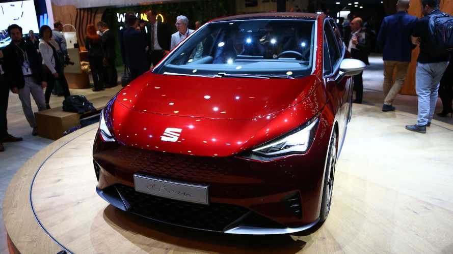 SEAT y sus eléctricos, protagonistas en Ginebra 2019