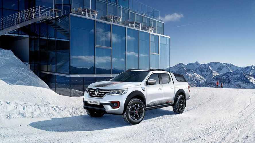 Renault Alaskan Ice Edition - L'édition limitée en approche
