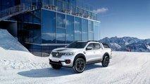 Renault Alaskan Ice Editon