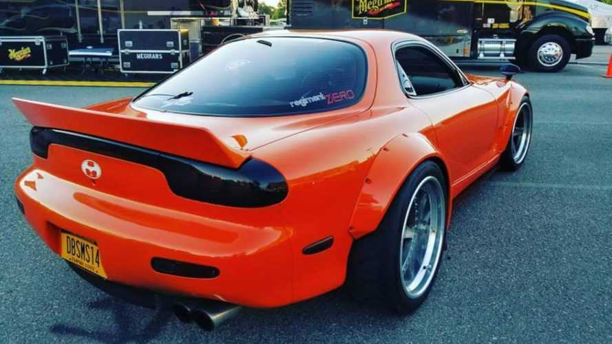 CFS; Modified Mazda RX-7 Ebay
