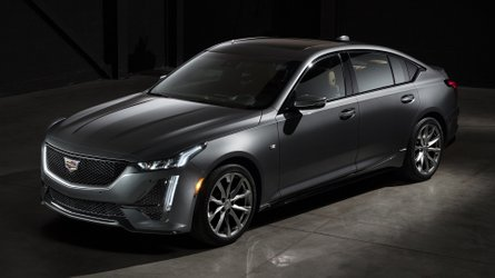 2020 Cadillac CT5 Revealed As Stylish CTS Replacement