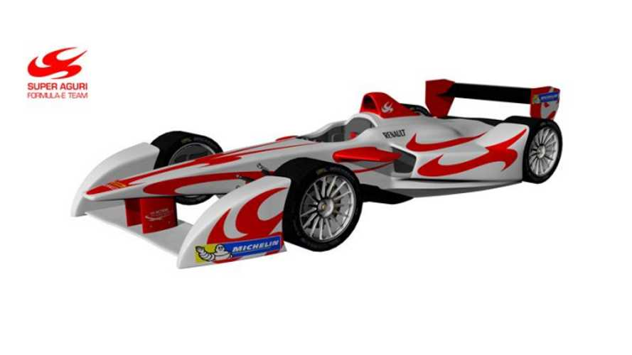 Super Aguri Becomes 6th Team to Join FIA Formula E