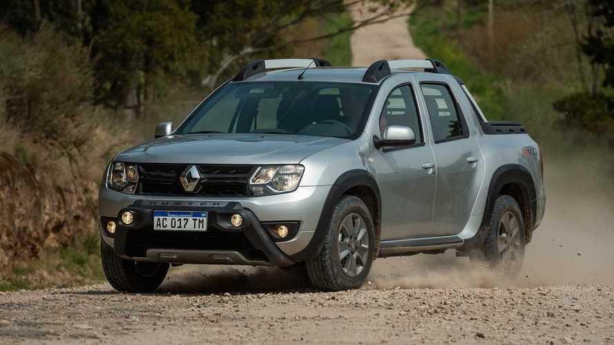 Renault trabalha em nova Duster Oroch, confirma executivo