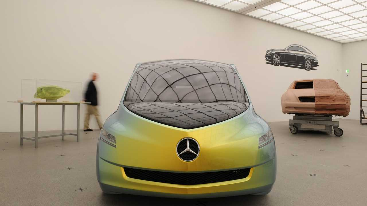 2005 Mercedes Bionic concept