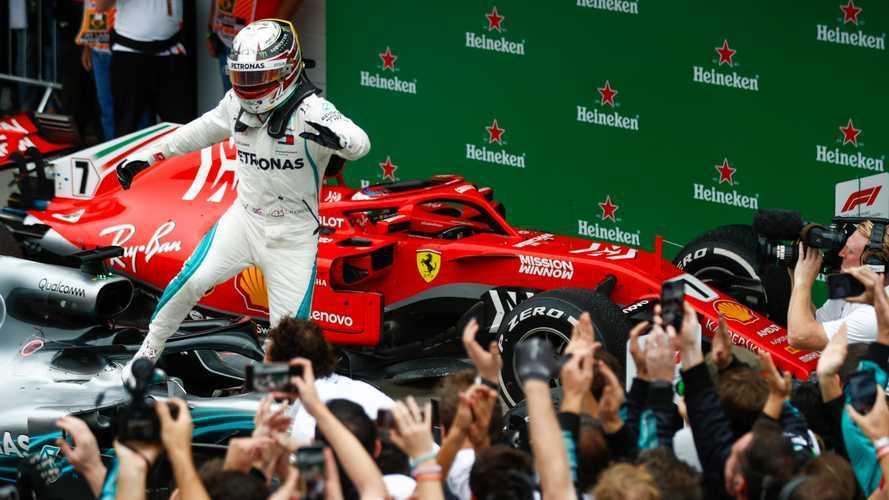 Brawn: Hamilton mudou referência na F1 como Senna e Schumacher
