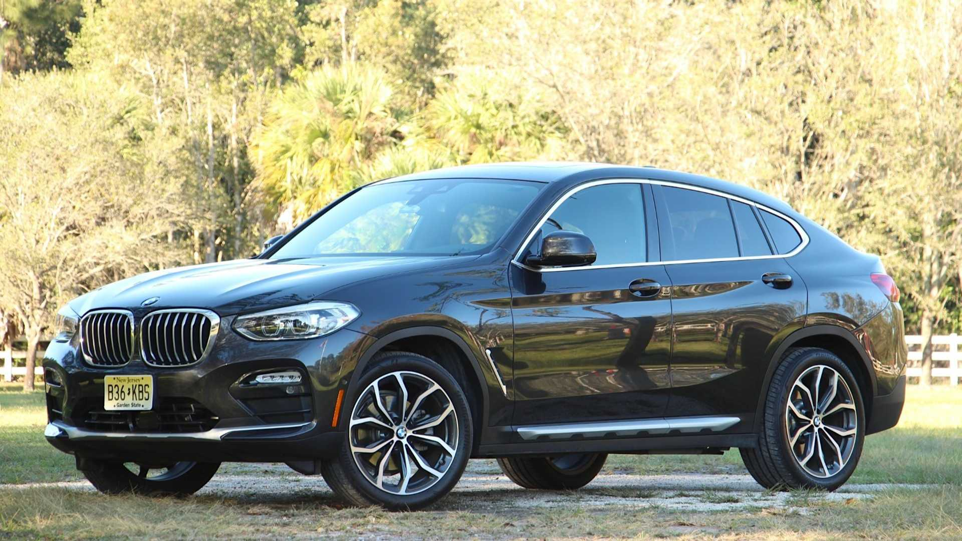 2020 Bmw X4 Update, Specs, And Engine >> 2019 Bmw X4 Xdrive30i Review Munich Mullet