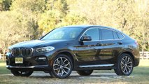 2019 BMW X4 xDrive30i: Review