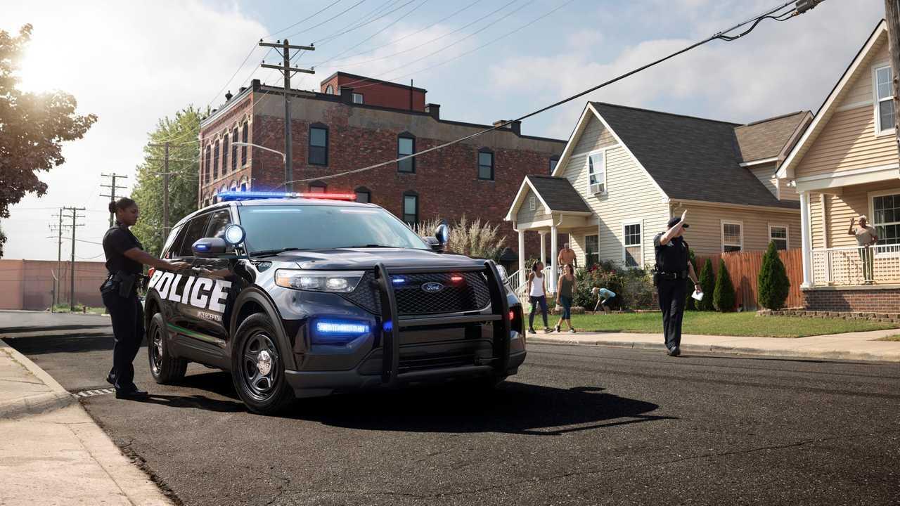 2020-as Ford rendőrfegyver-segédprogram