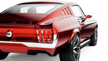 Aviar Motors Mustang Electric