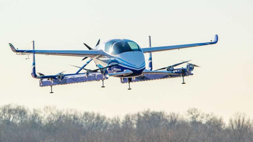 Studie: Autonome Flugtaxis starten schon 2025