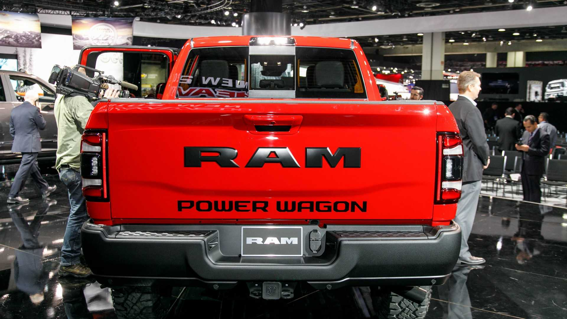 2019 Ram HD Debuts With 1,000 LB-FT Of Torque, Tons Of Tech