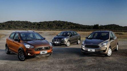Ford Ka 2019: Versões, Equipamentos e Preços