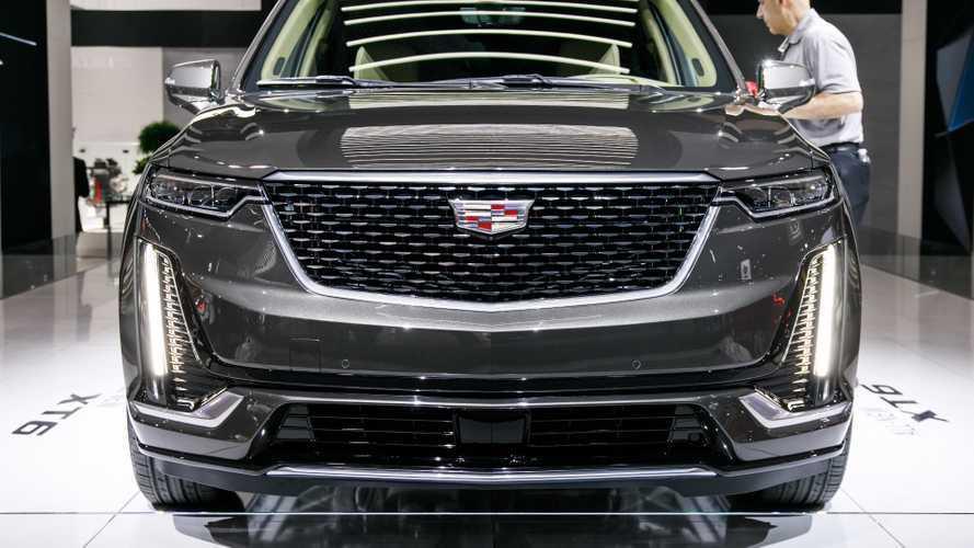 Cadillac Won't Squeeze XT7 / XT8 SUV Between XT6 And Escalade