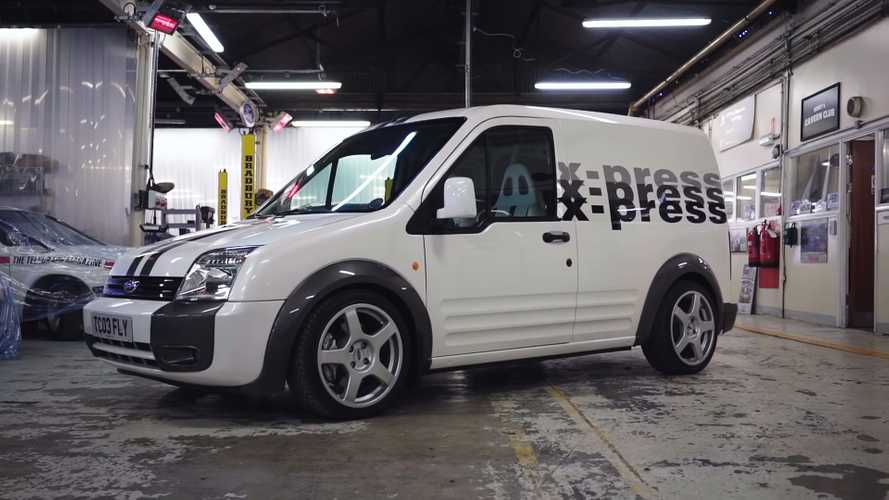 Ford Transit Connect ST y RS