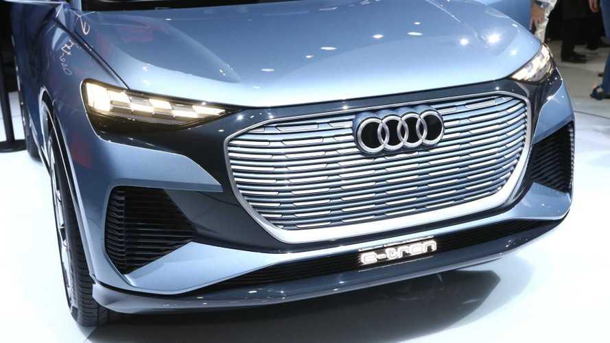 Audi Q4 e-tron Concept, spunti interessanti al Salone di Ginevra